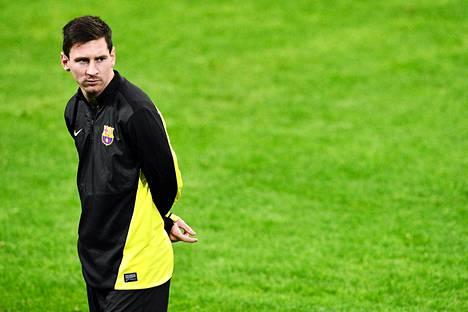 Lionel Messin sairausloma voi venyä.