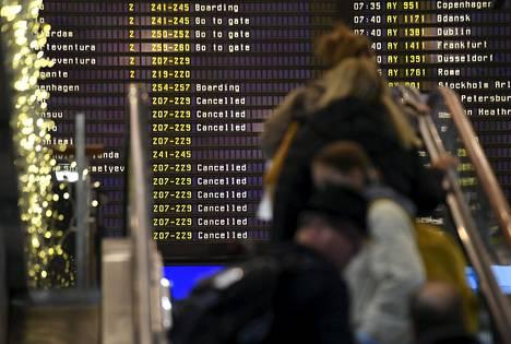 Matkavakuutusten kriisiturvissa on eroja eri yhtiöiden välillä.