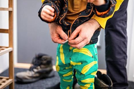 0–9-vuotiaiden lasten osuus kaikista koronatartunnoista on tällä hetkellä 14 prosenttia.