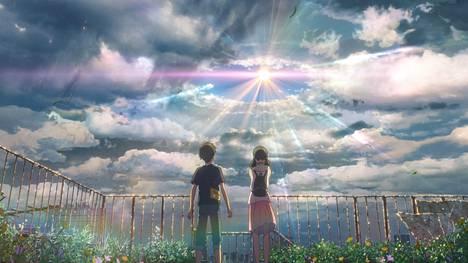 Makoto Shinkai tuo valkokankaalle häikäisevän upeita sääilmiöitä.