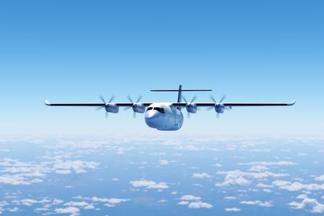 Hankkeessa on mukana ruotsalainen Heart Aerospace -yhtiö, joka kehittää 19-paikkaista konetta. Sen kantama on 400 kilometriä ja sen pitäisi olla kaupallisessa liikenteessä 2025.