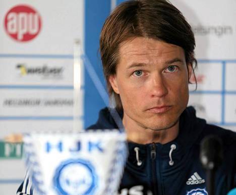 HJK:n päävalmentajan Mika Lehkosuon tv-kommentti kummastuttaa.