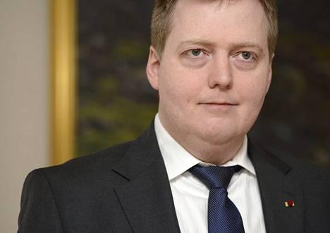 Islannin pääministeri Sigmundur Davíð Gunnlaugssonilla on yhteyksiä veroparatiisiin.