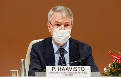 Perustuslakivaliokunnan on määrä antaa mietintönsä Pekka Haaviston (vihr) virkarikosasiassa keskiviikkona.