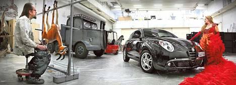 Alfa Romeo MiTon uutuus on kaksoiskytkinvaihteisto.