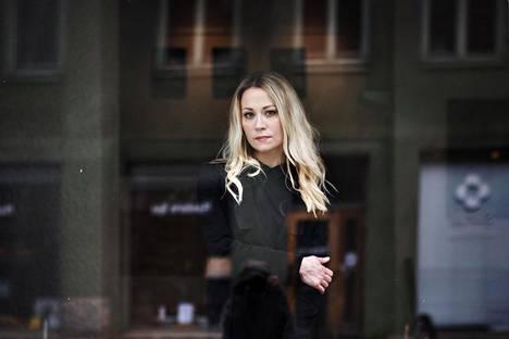 Anna Eriksson on tehnyt M-elokuvaansa lähes kaiken itse.