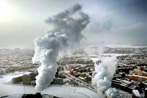 Helsingin katot on käyty läpi lämpökameralla, jotta lämpöhukkakohdat on saatu selville. Kaupungin aikomuksena on koota myös muuta avointa tietoa kaupunkilaisten kulutusvalintojen tueksi.