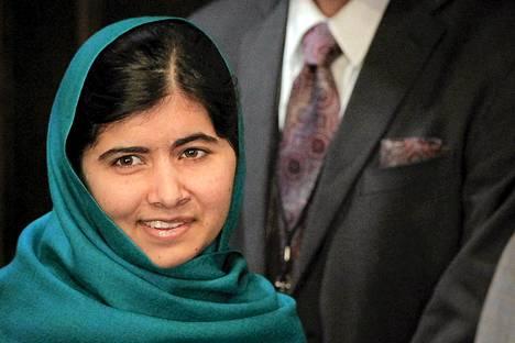 Malala Yousafzai on yksi ennakkosuosikki rauhanpalkinnon saajaksi tänä vuonna.