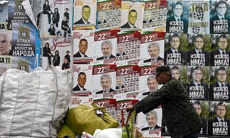Bulgariassa valitaan tänään uusi parlamentti ennenaikaisissa vaaleissa.