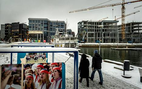 The Porto Franco shopping center to be built in the port of Tallinn is at the center of a corruption scandal that has disintegrated the Estonian government.