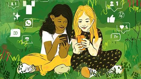 Meidän Perhe ja Hs.fi kysyivät lukijoilta lasten laitteiden käytöstä. Moni oli sitä mieltä, että muissa perheissä laitteita koskevat säännöt ovat liian hölliä.