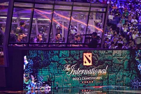 Dota 2:n MM-kisoissa Shanghaissa on keskusteltu myös pelaamisen jälkeisestä ajasta.