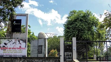 Kasvomaskeja Sri Lankassa aiemmin tänä vuonna valmistaneen tehtaan työntekijöistä yli tuhannella on todettu koronavirustartunta. Kuva otettu Minuwangodassa lähellä Sri Lankan pääkaupunkia Colomboa sijaitsevalta tehtaalta 4. lokakuuta.