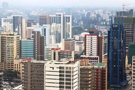 Kenian Pääkaupunki