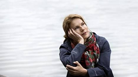Marjo-Riikka Mäkelä kävi syksyllä Suomessa opettamassa Teatterikorkeakoulussa.