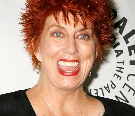 Marcia Wallacea kaivataan Simpsoneissa.