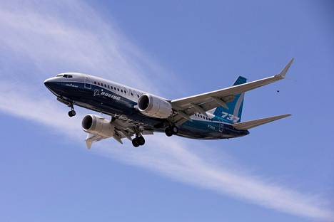 Boeingin 737 Max -tyypin lentokoneet eivät enää ole lentokiellossa Euroopassa.