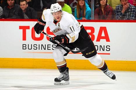Saku Koivu pelasi tällä viikolla uransa tuhannen NHL-pelin.