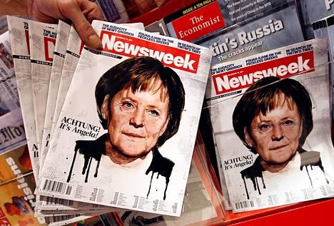 Newsweekin printtilehdet saattavat pian olla historiaa.