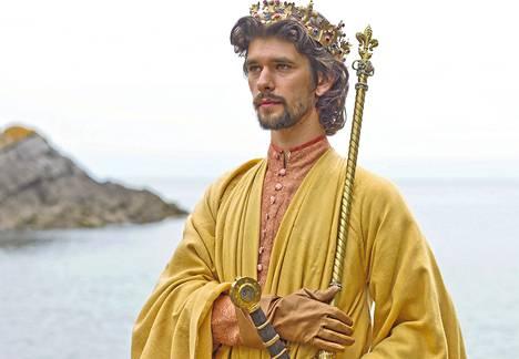 Faunimainen Ben Whishaw on kuningas Rikhard II.