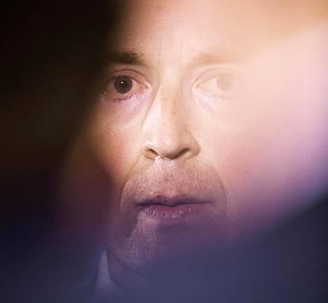 """""""Tämä oli masentavin päivä"""", Perussuomalaisten puheenjohtaja Halla-aho sanoo."""