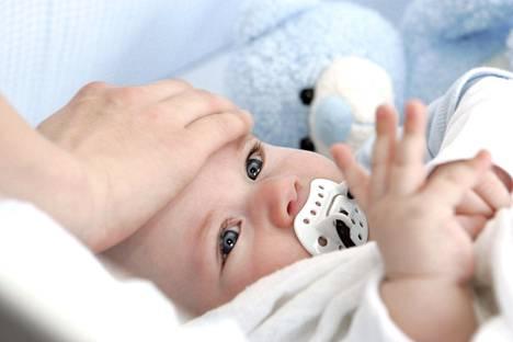 Pienet lapset sairastavat keskimäärin jopa 5-10 nuhakuumetta vuodessa.