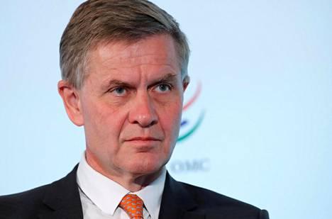YK:n ympäristöohjelman UNEP:n johtaja Erik Solheim on eronnut tehtävästään.
