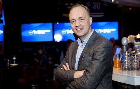 Oskari Saari lähti mukaan salibandymaajoukkueen MM-projektiin.