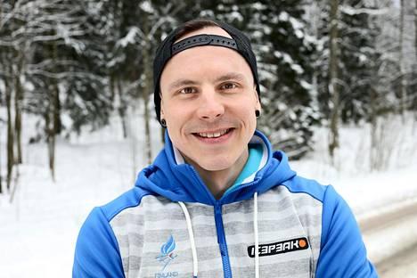 Matti Suur-Hamari.