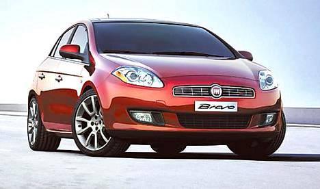 Bravon menestys tärkeää Fiatille