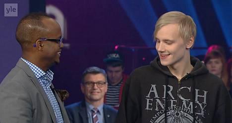 Husu ja Antti tapasivat torstaisessa A-studion vihapuheillassa.