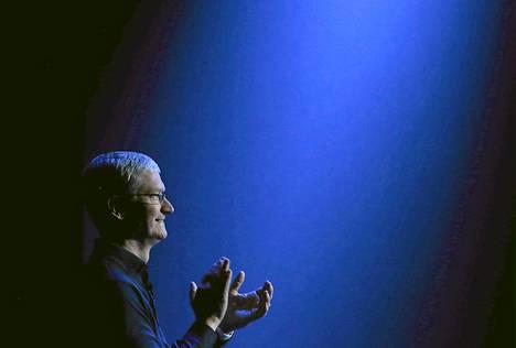 Toimitusjohtaja Tim Cookin vetämä Apple julkisti musiikkipalvelunsa aiemmin kesäkuussa. Apple Music tulee saataville tiistaina.