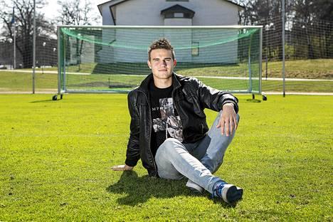 Eero Markkanen siirtyy Real Madridin organisaatioon.