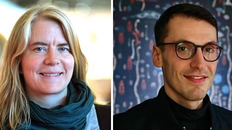 Heidi von Wright ja Pajtim Statovci ovat Suomesta ehdolla Pohjoismaiden neuvoston kirjallisuuspalkinnolle.