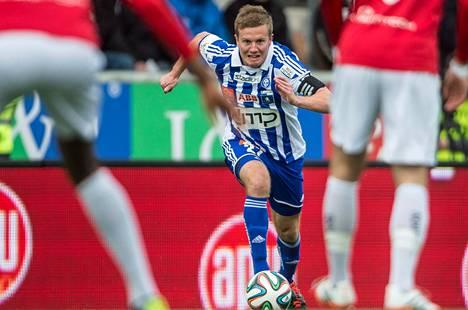Sebastian Sorsan mukaan HJK on kiinnittänyt huomiota erikoistilanteisiin.
