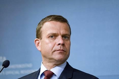 Petteri Orpo haluaisi ulottaa maksuttoman puolipäiväisen varhaiskasvatuksen viisivuotiaille asti.