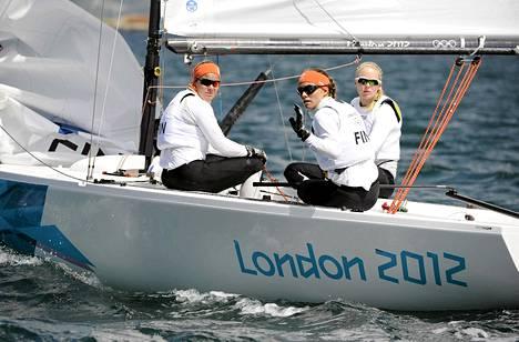 Silja Lehtisen venekunta hävisi ja voitti.