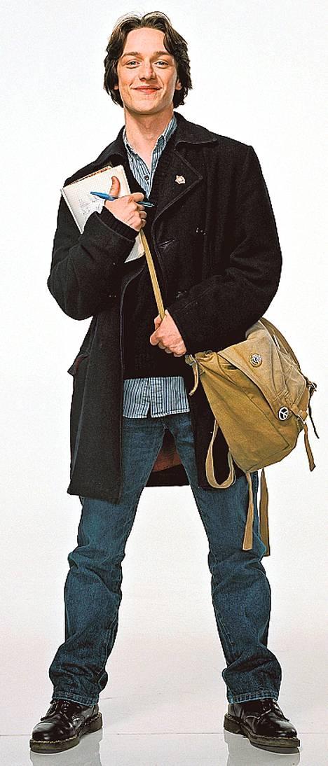 Heikoin lenkki -elokuvan pääosassa on James McAvoy.