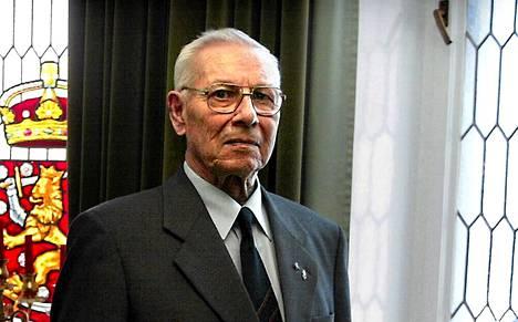 Heikki Nykänen (1920 - 2011)