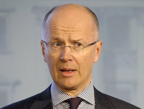 Pekka Ala-Pietilä erotettiin Solidiumin johdosta.