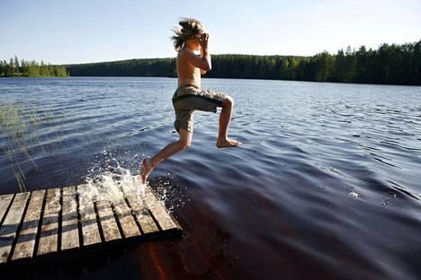 Suomi Onnellisuus