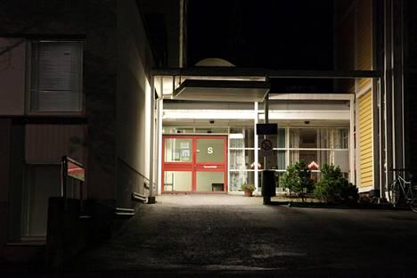 Potilas kuoli tuberkuloosiin Porissa Satakunnan keskussairaalassa.