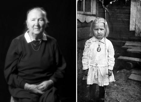89-vuotias Anna-Maria Haikonen joutui viideksi vuodeksi Siperiaan yhdessä äitinsä kanssa.