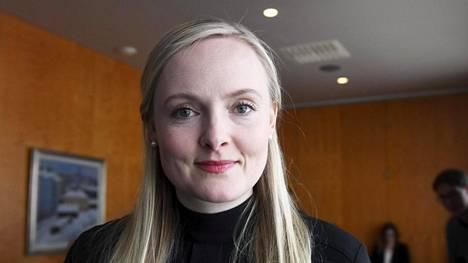 Vihreiden varapuheenjohtaja Maria Ohisalo vaati uutta perustulokokeilua nyt raportoidun jatkoksi.