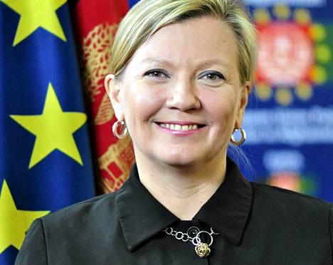 Pia Stjernvall