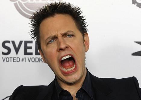 Ohjaaja James Gunnin twiitit vuosikymmenen alusta ovat nostattaneet nyt somekohun. James Gunn ilmehti Super-elokuvan ensi-illassa maaliskuussa 2011.
