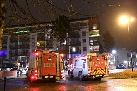 Kolme lasta ja heidän äitinsä kuolivat Vuosaaren tuhoisassa tulipalossa.