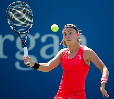 Aleksandra Krunic pelaa unelmaturnausta New Yorkissa.
