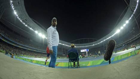 Antti Ruuskanen pettyi olympiafinaalissa.