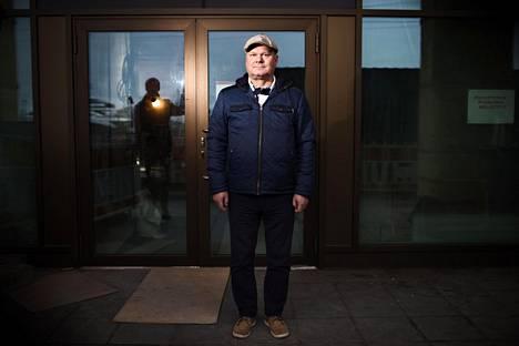 Mikko Tähtinen työskenteli vuonna 1997 Palacessa ja joutui Steen Christensenin ryöstämäksi.
